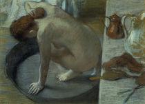 E.Degas / Le tub/ 1886 von AKG  Images