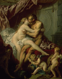 Boucher / Hercules and Omphale by AKG  Images