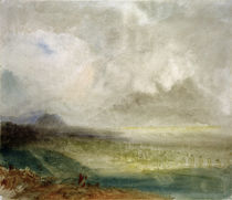 W.Turner, Rhône Valley near Sion by AKG  Images