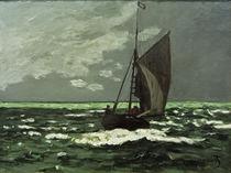 Claude Monet, Seestück: Sturm von AKG  Images