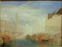 W.Turner, Venedig, Vermählung des Dogen von AKG  Images