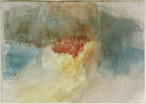 W.Turner, Brand der Houses of Parliament by AKG  Images
