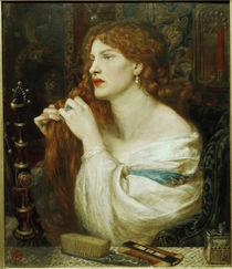 D.G.Rossetti, Fazio's Mistress, 1863 by AKG  Images
