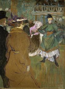 H.Toulouse-Lautrec / Quadrille Moulin-R. by AKG  Images