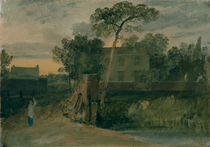W.Turner, Syon-Fährhaus von AKG  Images