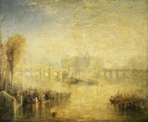 Paris / Pont Neuf / Painting / Turner by AKG  Images
