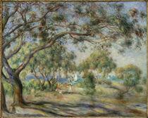 Renoir / Noirmoutier / 1892 by AKG  Images