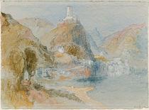 W.Turner, Cochem aus südl. Richtung von AKG  Images