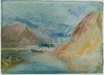W.Turner, Die Eisenhütte von Quint von AKG  Images