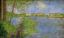 G.Seurat, Frühling auf der Grande Jatte von AKG  Images