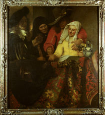 Vermeer / The Procuress / 1656 by AKG  Images