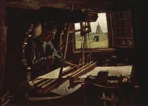 Van Gogh / The Weaver / 1884 by AKG  Images