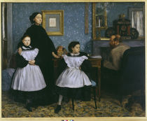 E.Degas / Family Bellelli by AKG  Images