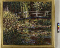 Monet / Waterlillies Pond / 1900 by AKG  Images