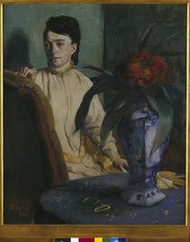 E.Degas, La femme à la potiche von AKG  Images