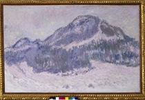 C.Monet / Mount Kolsaas in Norway / 1895 by AKG  Images