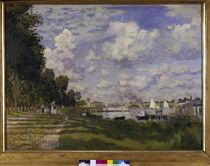 C.Monet, Bassin d'Argenteuil von AKG  Images