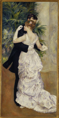 A.Renoir / City Dance / 1883 by AKG  Images