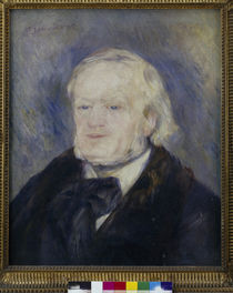 Richard Wagner / Portrait by Renoir by AKG  Images