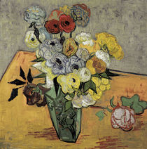 Van Gogh / Still-life with Vase / 1890 by AKG  Images