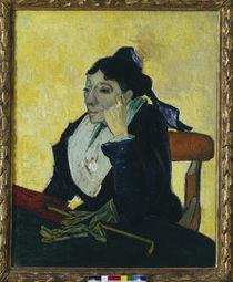 Van Gogh, L'Arlésienne von AKG  Images