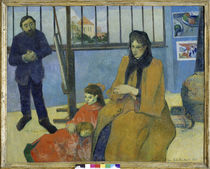 Atelier de Schuffenecker / Gem. v. Gauguin von AKG  Images