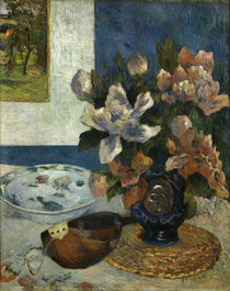 Gauguin, still life with mandolin / 1885 by AKG  Images