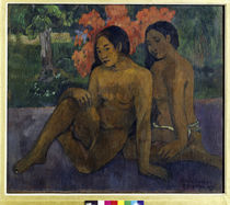 P.Gauguin / And the gold of their bodies by AKG  Images