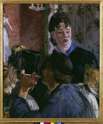 E.Manet, Die Kellnerin (1878–79) von AKG  Images