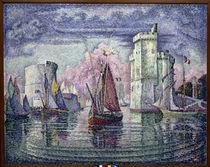 P.Signac / Port of La Rochelle / 1921 by AKG  Images
