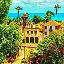 Olinda - Brasil by Douglas Gago