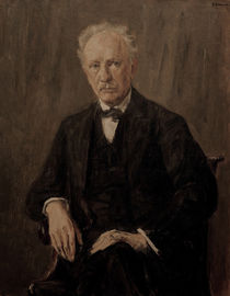 R.Strauss / Painting / Liebermann / 1918 by AKG  Images