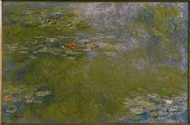 C.Monet, Seerosen (Essen) von AKG  Images