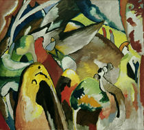 Kandinsky / Improvisation 19a / 1911 by AKG  Images