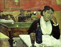 Paul Gauguin / In the Café / 1888 by AKG  Images