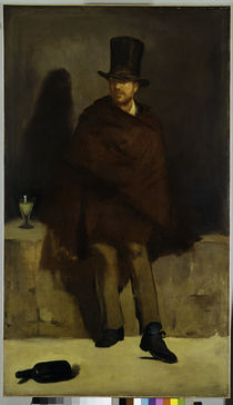 Manet / Absinth Drinker / 1858/59 by AKG  Images
