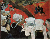 Gauguin, Jacobs Kampf mit dem Engel/1888 von AKG  Images