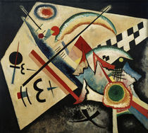 W.Kandinsky / White Cross / 1922 by AKG  Images