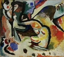 W.Kandinsky, St. Georg III by AKG  Images