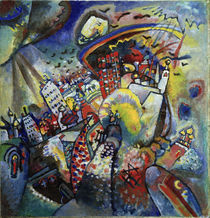 W.Kandinsky / Moscow I by AKG  Images