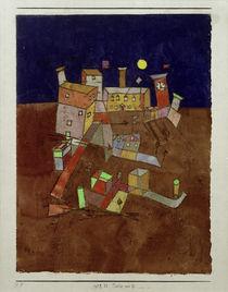 P.Klee, Partie aus G. / 1927 by AKG  Images
