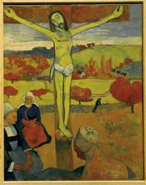 Paul Gauguin / The Yellow Christ / 1889 by AKG  Images