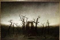 C.D.Friedrich, Abtei im Eichwald/1809–10 von AKG  Images
