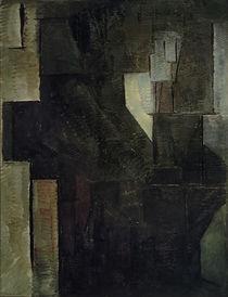 Portrait of a Lady / P. Mondrian / Painting 1912 by AKG  Images