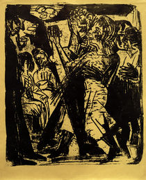 E.L.Kirchner / Farmer's Dance by AKG  Images
