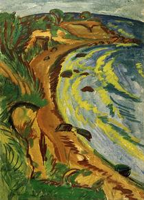 E.L.Kirchner, Bucht an der Fehmarnküste von AKG  Images