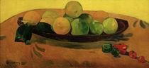 P.Gauguin, Stillleben mit Früchten und Gewürzen by AKG  Images