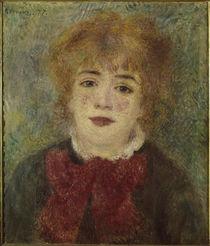 Renoir / Portrait of a lady / 1877 by AKG  Images