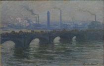 Monet / Waterloo Bridge / 1900 by AKG  Images
