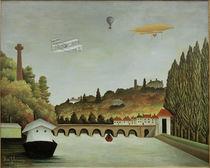 Rousseau, H. / Brücke von Sèvres/ 1908 von AKG  Images